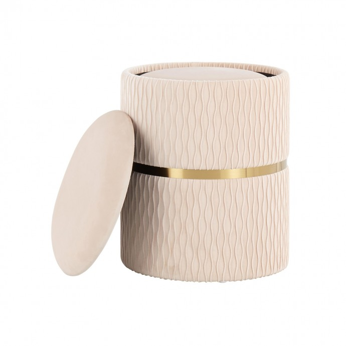 Contemporary Adjustable Bar Stool Éclair