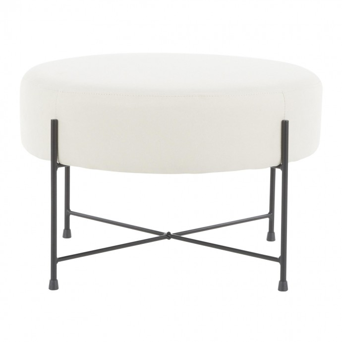 Industrial Black Bar Stool Emery