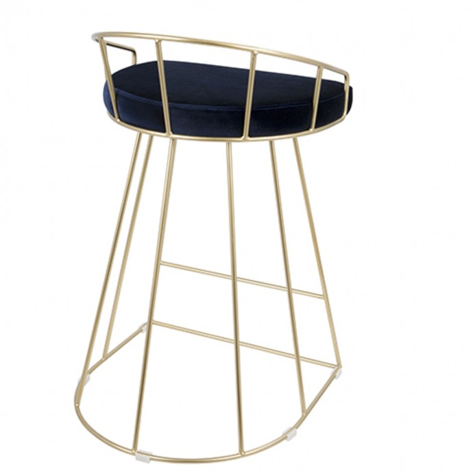 Modern Fabric Swivel Lounge Chair Lund