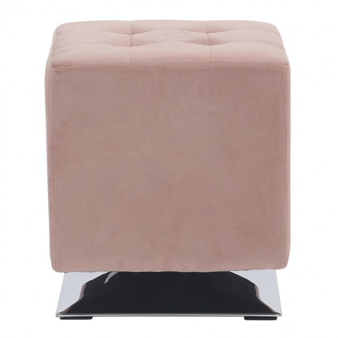 Mid-Century Modern White Counter Stool Gianna