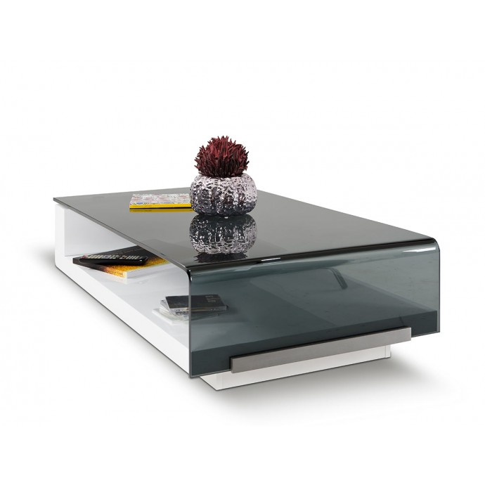 Height Adjustable Contemporary Barstool in White Master LumiSource - 4