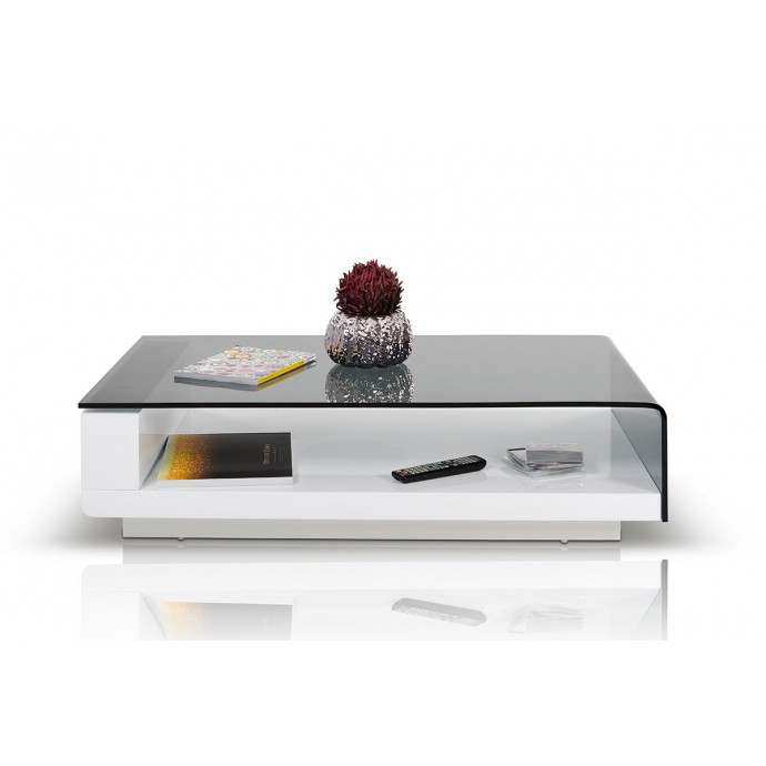 Height Adjustable Contemporary Barstool in White Master LumiSource - 5
