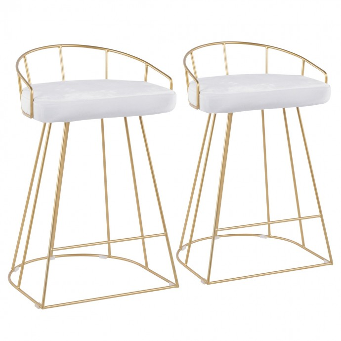 Modern Clear Plastic Lounge Chair Vision