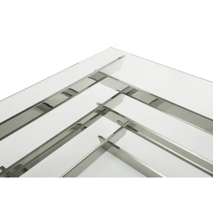 Set of 2 Stackable Industrial Bar stools Oregon LumiSource - 3