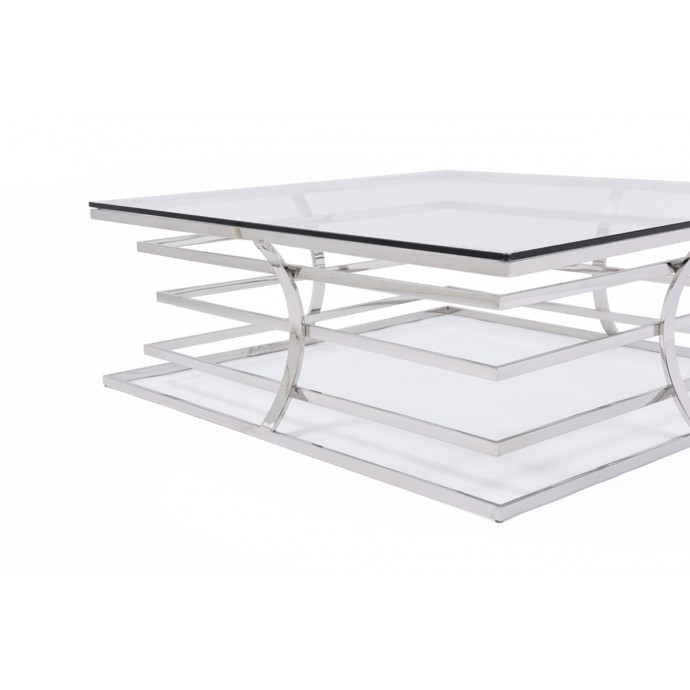 Set of 2 Industrial Stackable Bar stools with Vintage White Frame and Espresso Wood Oregon LumiSource - 4
