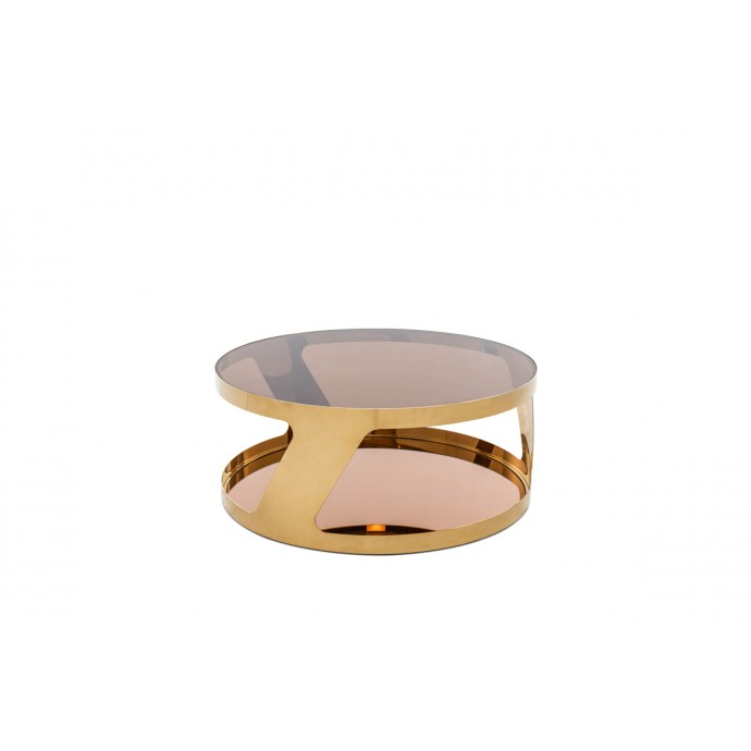 Set of 2 Industrial Stackable Counter Stools with White Frame and Espresso Wood Oregon LumiSource - 2