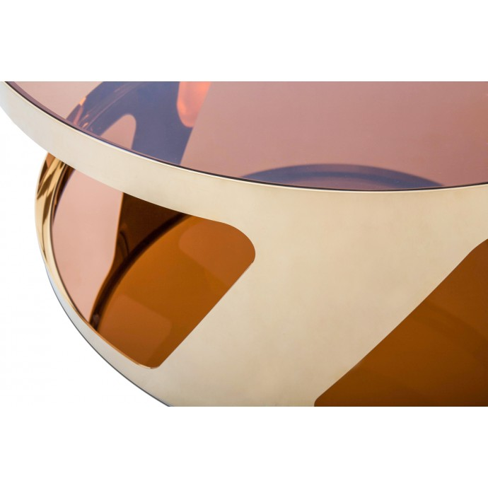 Set of 2 Industrial Stackable Counter Stools with White Frame and Espresso Wood Oregon LumiSource - 4