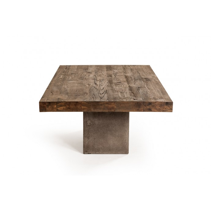 Set of 2 Industrial Low Back Bar Stools with Grey Frame and Brown Wood Oregon