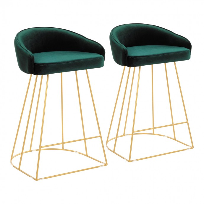 Modern Walnut Console Table with Drawers Design District
