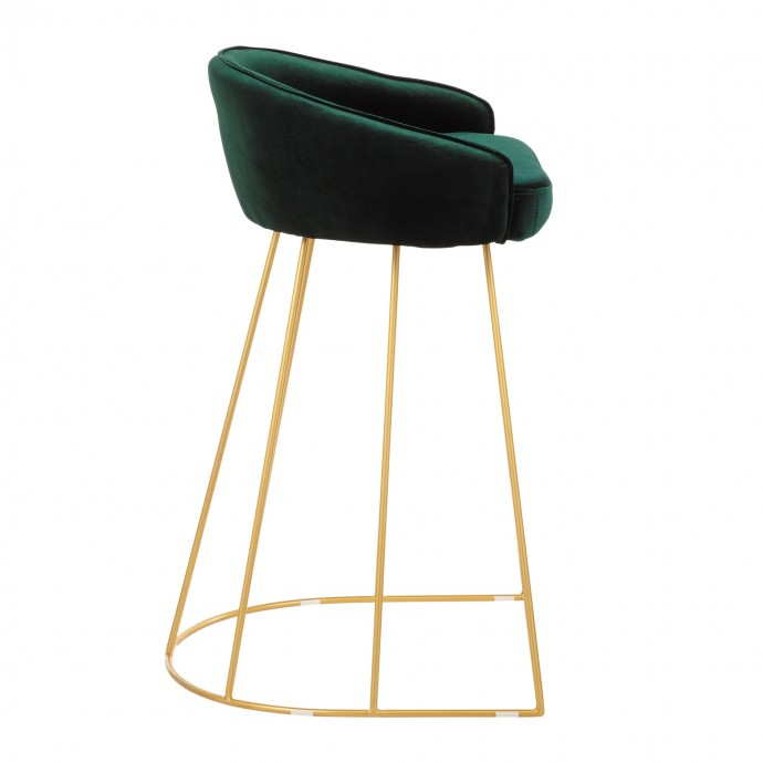 Modern Walnut Side Table with Drawer Design District