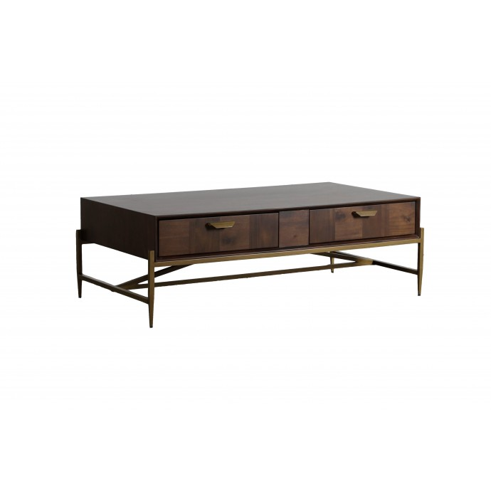 Height Adjustable Mid-century Modern Bar stool in Walnut and White Ravinia LumiSource - 2