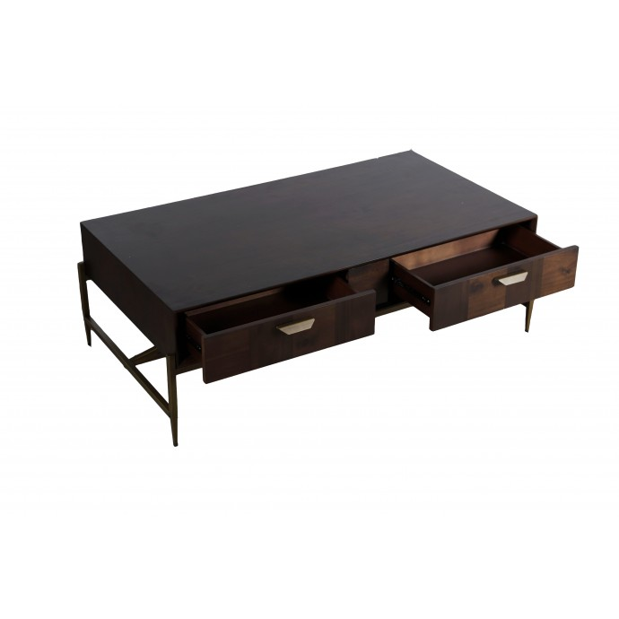 Height Adjustable Mid-century Modern Bar stool in Walnut and White Ravinia LumiSource - 4