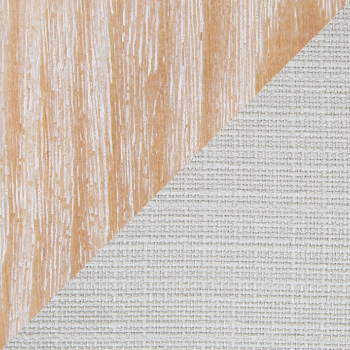 Industrial Bar Stool with Antique Frame and Espresso Wood Samurai