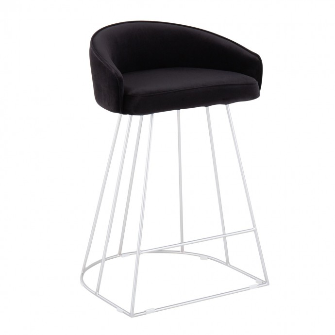 Modern zebrano veneer coffee table in dark oak Cagliari