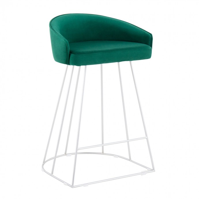 Modern wenge veneer and clear glass rectangular coffee table Messina