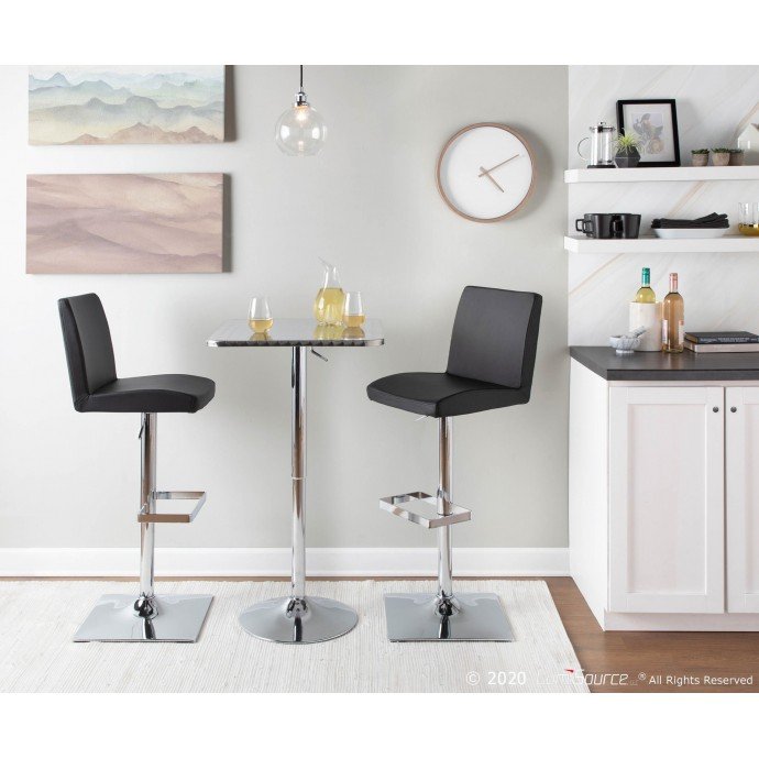 Modern white coffee table with drawer Rimini