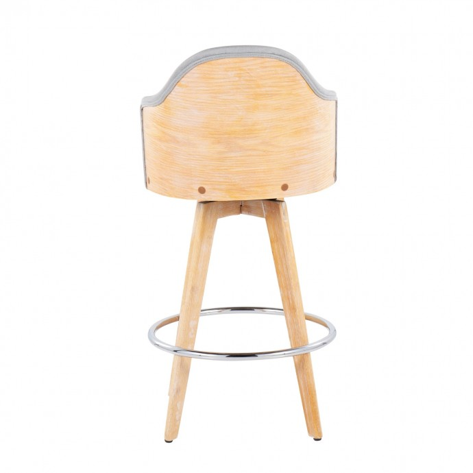 Modern glossy white Coffee Table Oshu