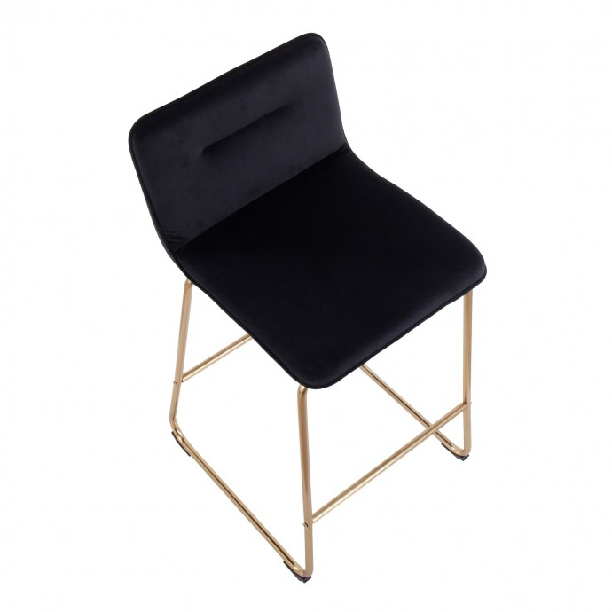 Modern brown leather sectional Will