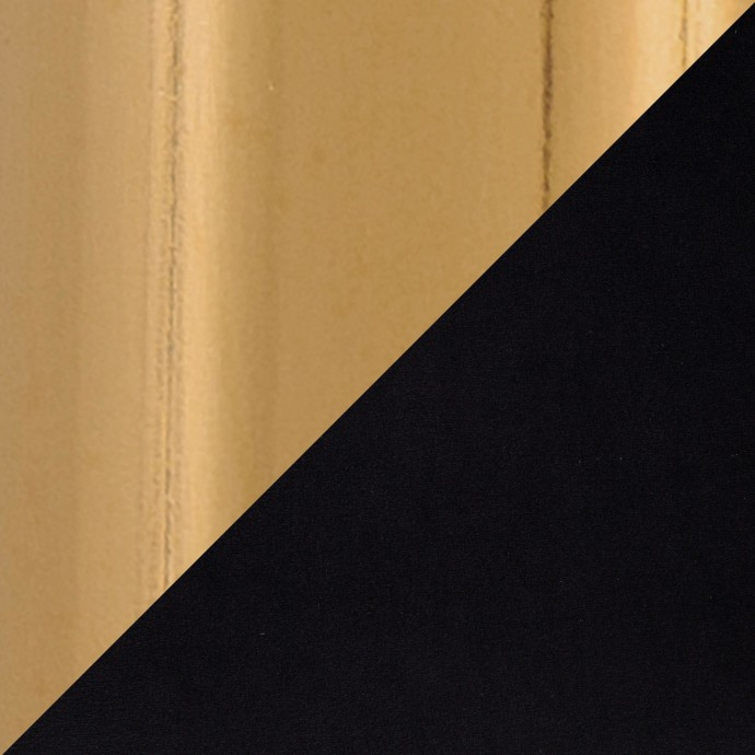 Modern grey leather sectional Liam