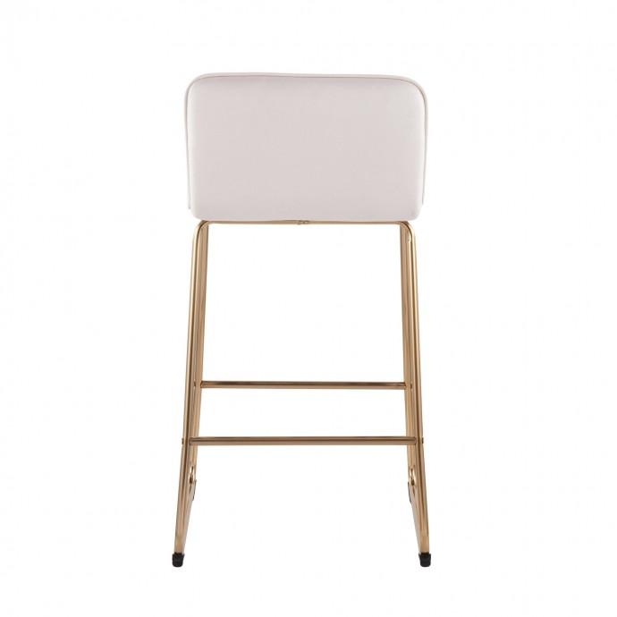 Modern Glass Side Table Morning