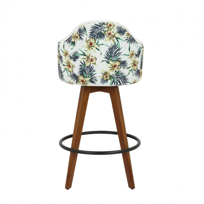 Modern white transforming coffee table Sanda